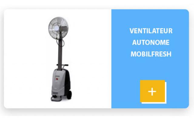 Ventilateur autonome MOBILFRESH
